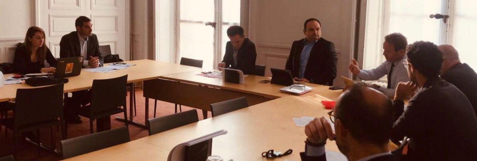 Financement du sport - Audition de l'UNION par le groupe économie du sport à l'Assemblée Nationale