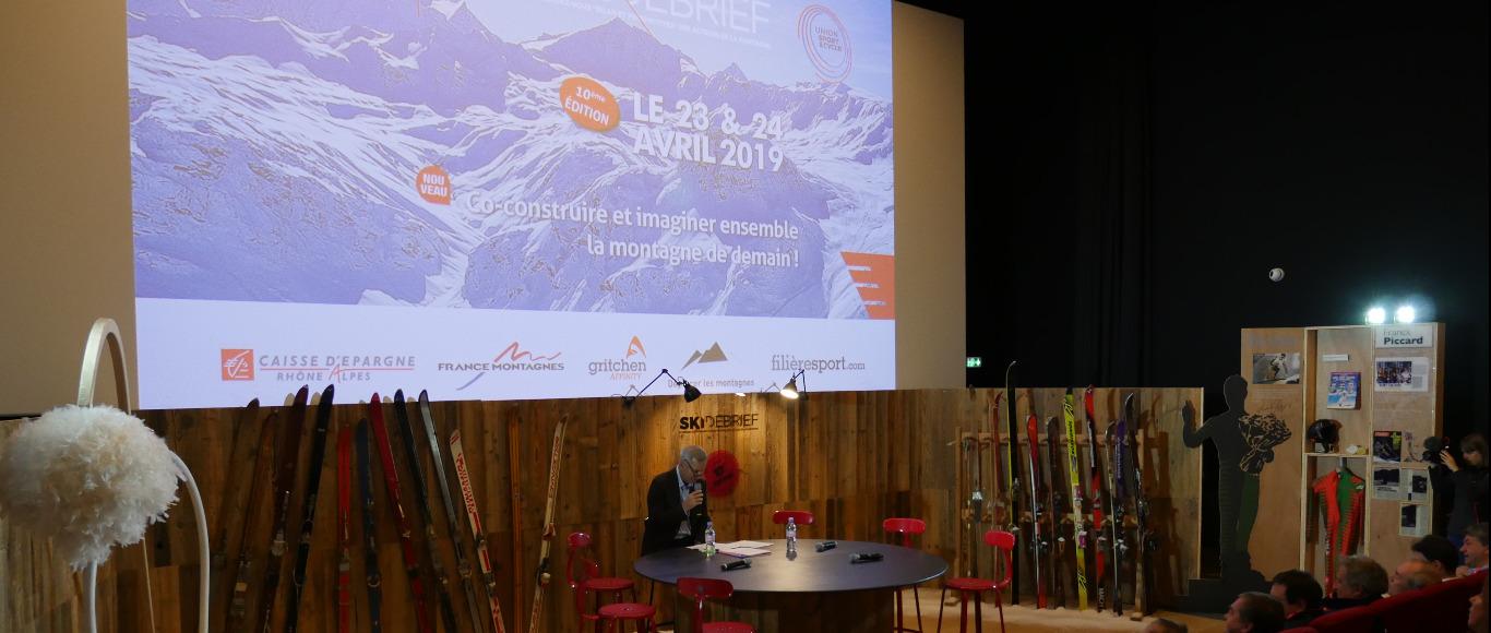 SkiDebrief 2019 en images
